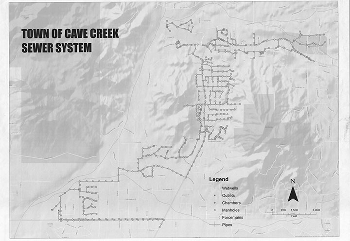 Town of Cave Creek Sewer System Opens in new window